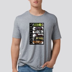 Beetles of the World Mens Tri-blend T-Shirt
