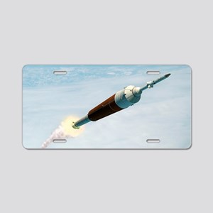 Ares I rocket, Constellatio Aluminum License Plate