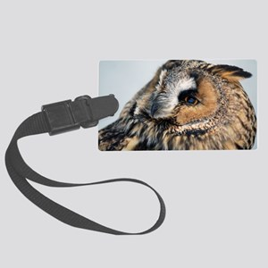 Eagle Owl Kickstand Case Large Luggage Tag