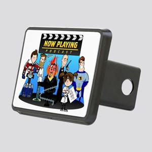 Now Playing Staff - 2012 - Rectangular Hitch Cover