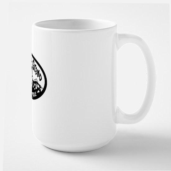 Aint Life Grand Jackson Hole Wyoming Large Mug