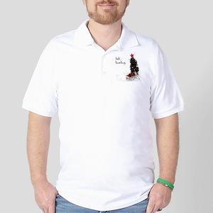 Bah humbug Chihuahua! Golf Shirt