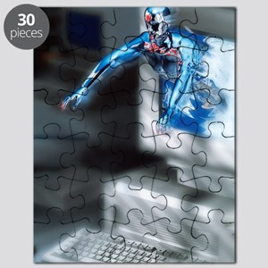 Artificial intelligence Puzzle
