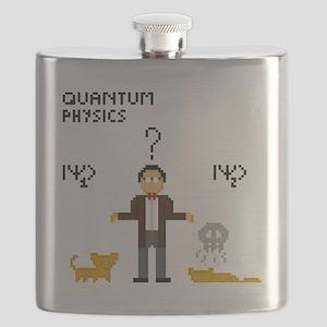 Pixel Schrödinger Flask