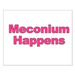 The Meconium Small Poster