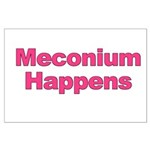 The Meconium Large Poster