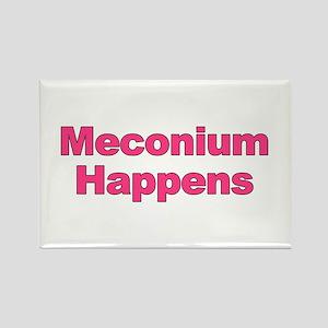 The Meconium Rectangle Magnet