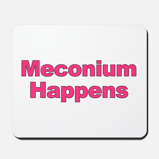 The Meconium Mousepad