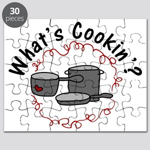 What's Cooking? Puzzle