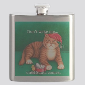 Dont Wake Me 7x7 Flask