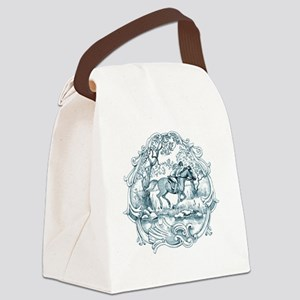 Jenny Toile Canvas Lunch Bag