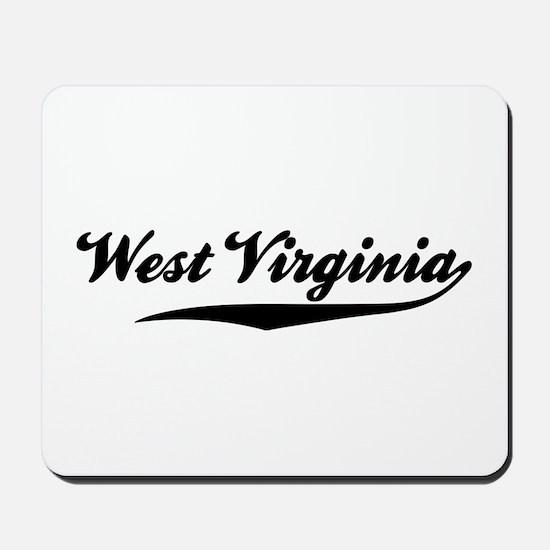 West Virginia Mousepad