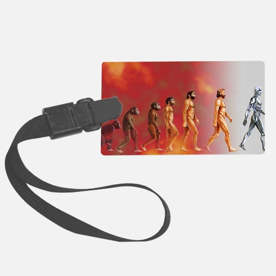 Artificial intelligence Luggage Tag