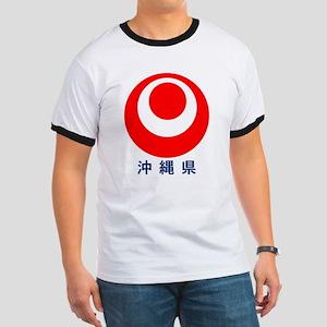 Okinawa-ken logo  Ringer T