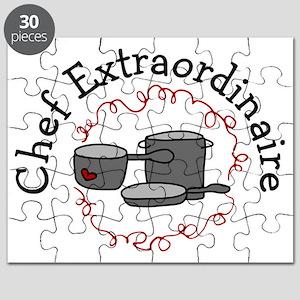 Chef Extraordinaire Puzzle