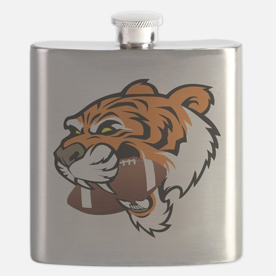 Cute College basketball Flask