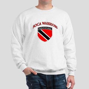 Trinidad and Tobago soccer Sweatshirt