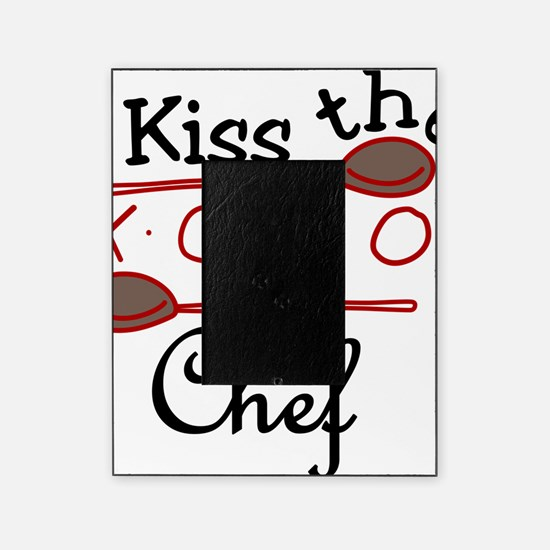 Kiss The Chef Picture Frame