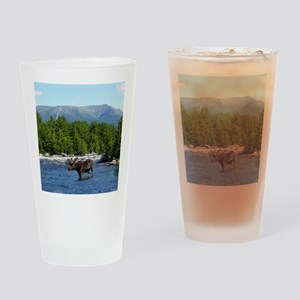 gel pad 3 Drinking Glass