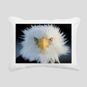 Eagle Rectangular Canvas Pillow