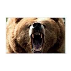 Grizzzly Wall Decal
