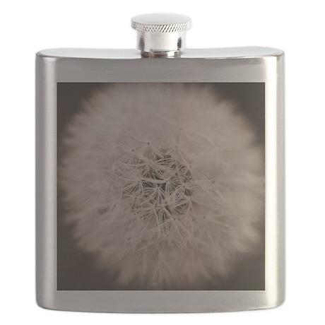 Make a wish. Flask