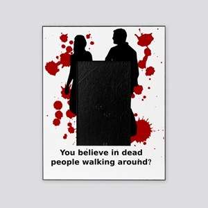 The Walking Dead Daryl Picture Frames Cafepress