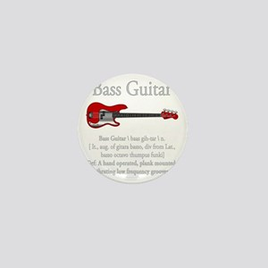 Bass Guitar LFG Mini Button