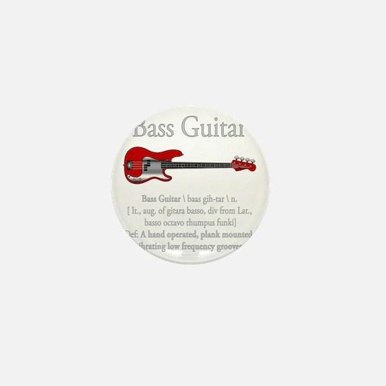 Bass Guitar LFG Mini Button