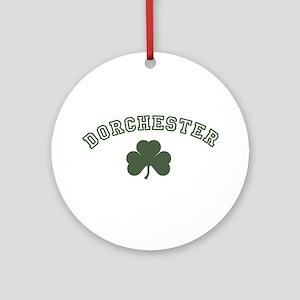 Dorchester Ornament (Round)