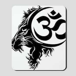 Singh Aum 1 Mousepad