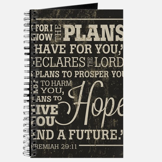 Hope and a Future Journal