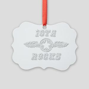 IOTA ROCKS Picture Ornament