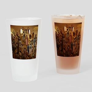 cal_pentecost Drinking Glass