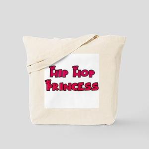 Hip Hop Princess Tote Bag