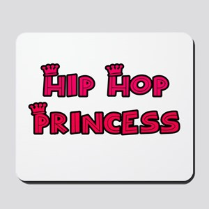 Hip Hop Princess Mousepad