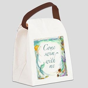 RUG Canvas Lunch Bag