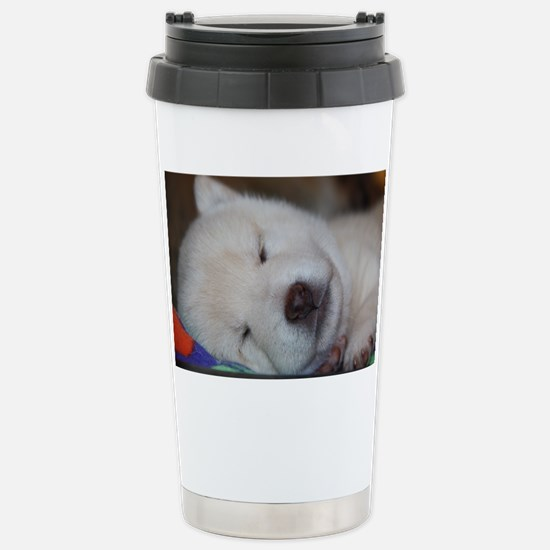 Dakota January Stainless Steel Travel Mug