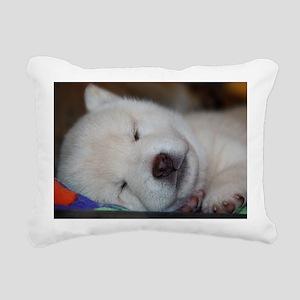 Dakota January Rectangular Canvas Pillow