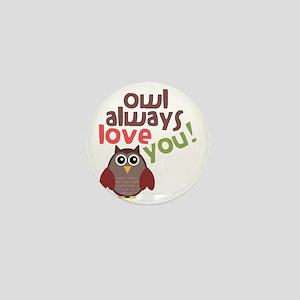 Always Love You Mini Button