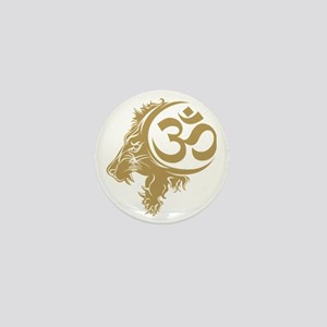 Singh Aum 1 Mini Button