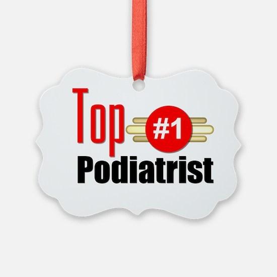 Top Podiatrist  Ornament