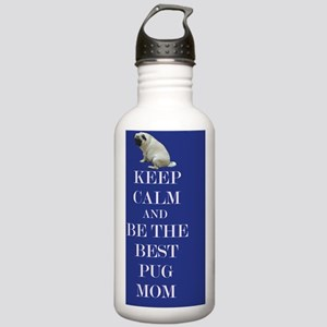 Keep Calm and Be The B Stainless Water Bottle 1.0L