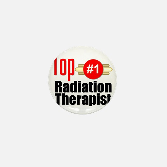 Top Radiation Therapist  Mini Button