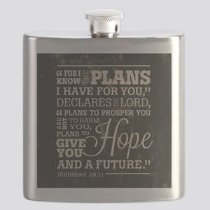 Hope and a Future Flask