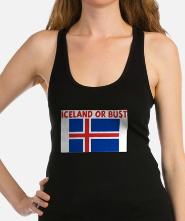 ICELAND OR BUS Tank Top