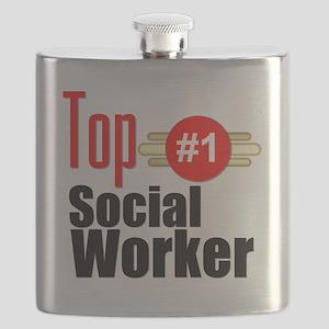 Top Social Worker  Flask