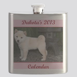 Dakota cover Flask