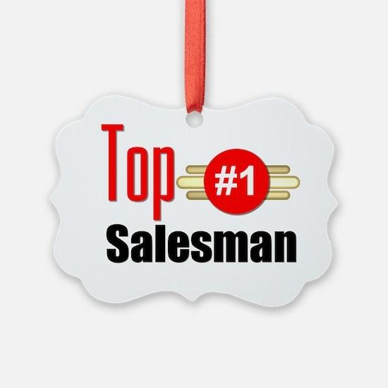 Top Salesman   Ornament