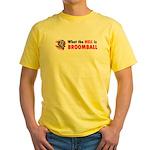SA Sharks Yellow T-Shirt